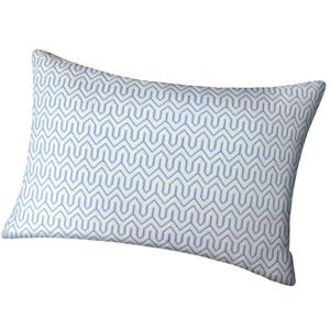 Millano Microfibre White 16-in x 18-in Pillow