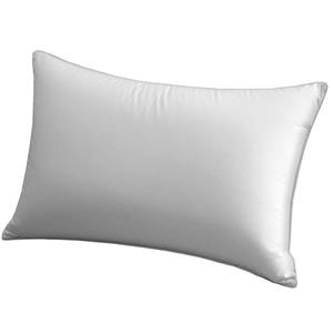 Millano White Cotton 20-in x 30-in Pillow