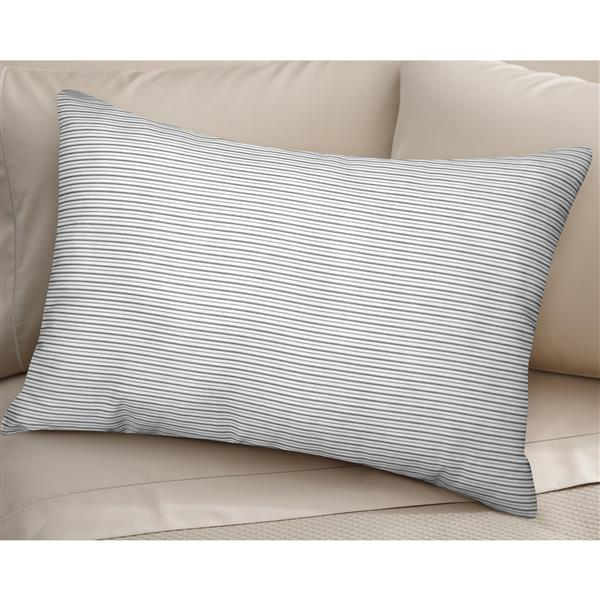 Millano Polyester Blend 19-in x 27-in Pillows (Set of 2)