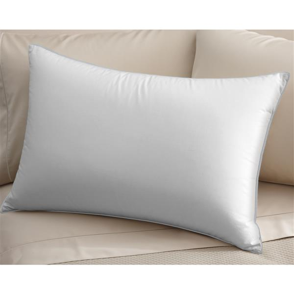 Millano Pillows 20-in x 36-in Polyester (Set of 2)