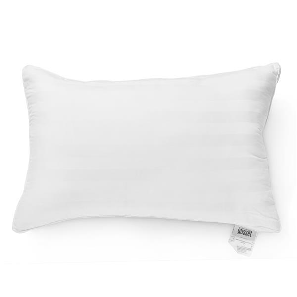 Millano White Cotton 19-in x 35-in Pillow