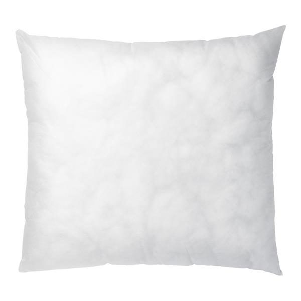 Millano Polyester White 20-in x 20-in Inner Cushion
