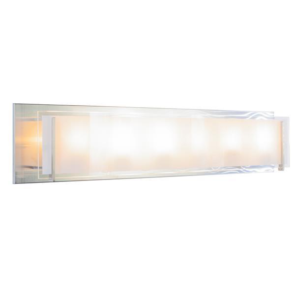 """Luminaire pour meuble-lavabo Brina à 6 lumières, 30"""""""