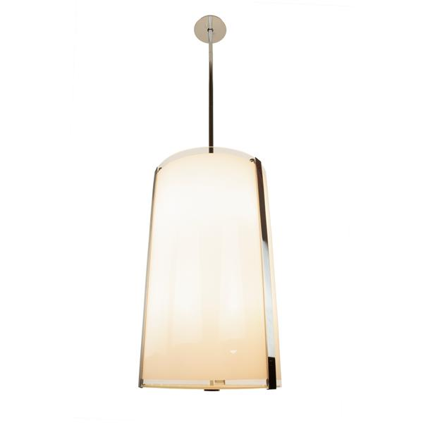 Levico Lighting Capri 15-in Chrome 8 Light Pendant