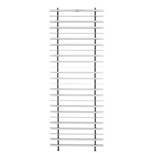 Colonial Elegance Oslo 96-in x 36-in White Room Divider