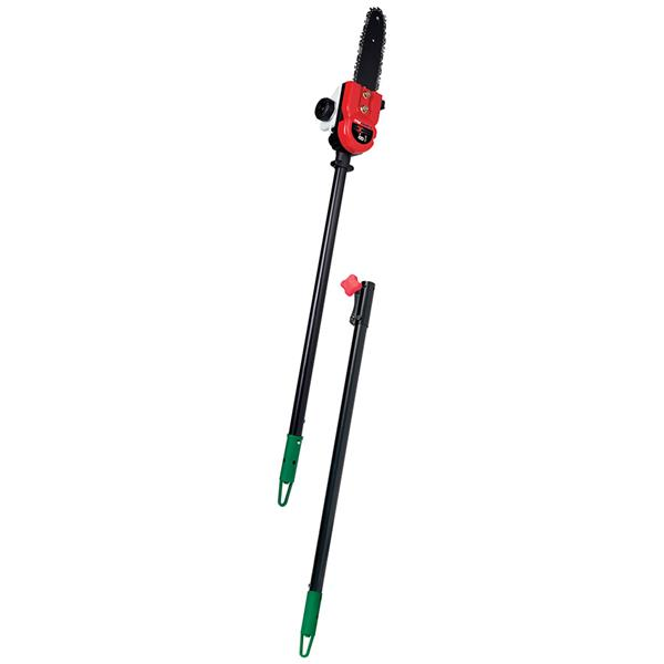 TrimmerPlus 8-in Pole Saw With Bar and Chain