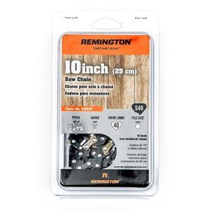 """Chaîne de scie Remington, 40 maillons, 10"""""""
