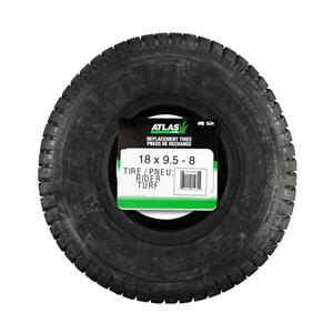Atlas 18-in x 9.5-in Replacement Tire