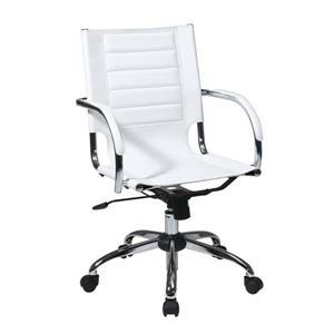 Chaise Trinidad, blanc