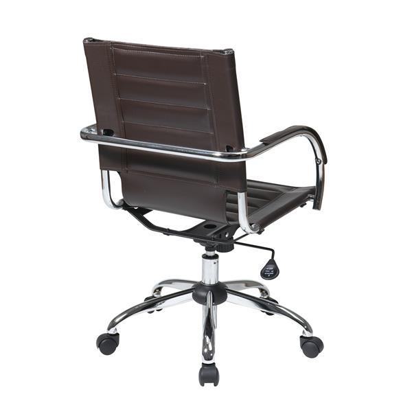 Chaise Trinidad, brun