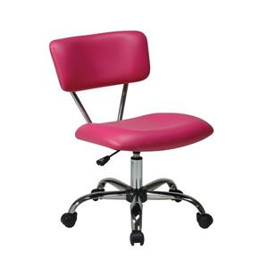 Vista Office Chair - Pink