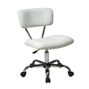 Chaise Vista, blanc