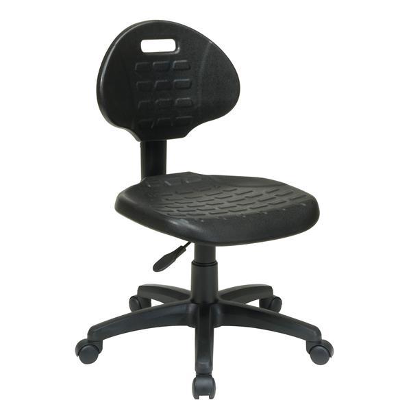 Work Smart™ Black Office Chair