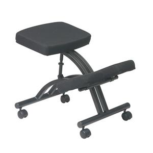 Chaise ergonomique à appui-genoux