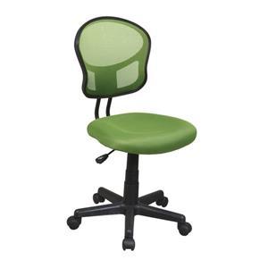 Chaise de bureau, vert