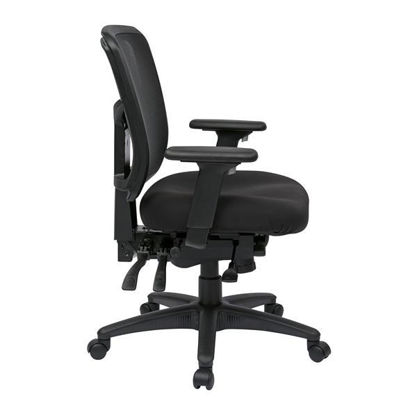 Chaise de bureau, noir