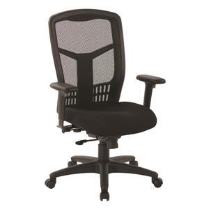 Chaise de bureau ProGrid, noir