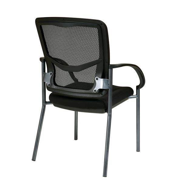 Chaise ProGrid, noir