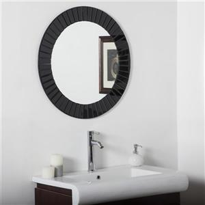 Decor Wonderland 27.6-in Round Mirror