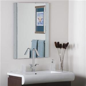 Decor Wonderland Starlight 23.6-in Rectangular Mirror