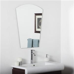 "Miroir Paris, 23,6"", angulaire"
