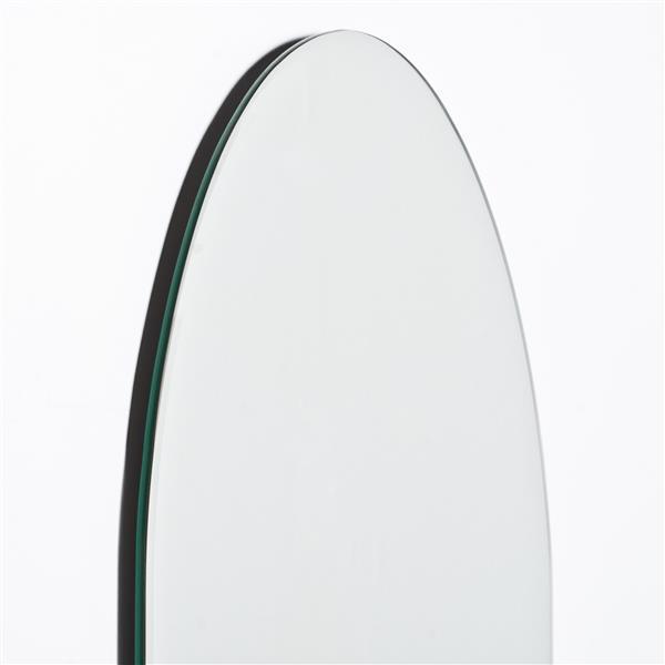 """Miroir Khloe, 23,6"""", oval"""