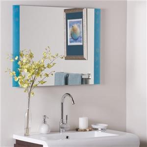 Decor Wonderland The Mirror 31.5-in Rectangular Mirror