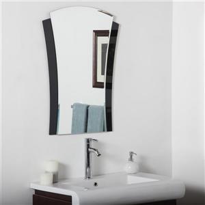 """Miroir Deco, 23,6"""", angulaire"""