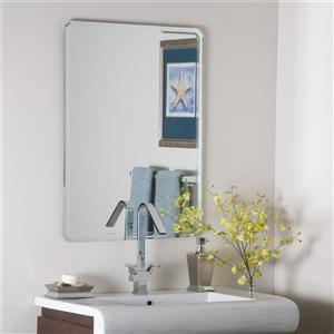 Decor Wonderland Samson 23.5-in Rectangular Mirror
