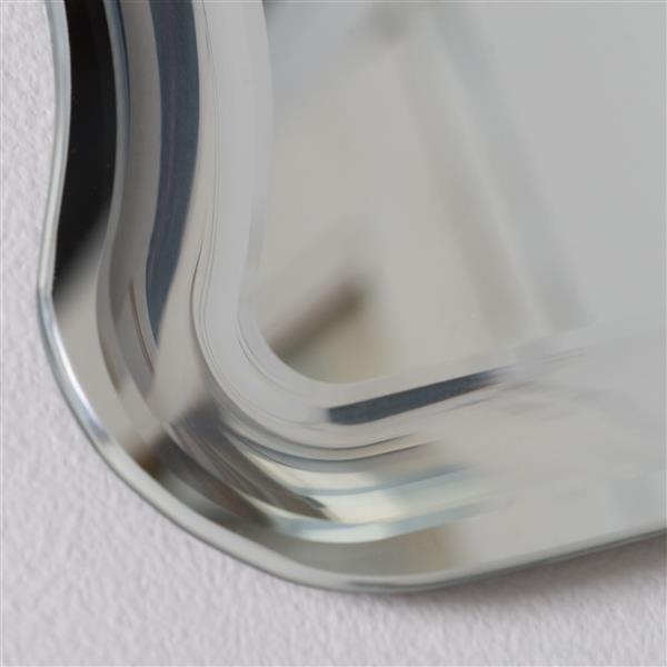 """Miroir sans cadre, 39,5"""", angulaire"""