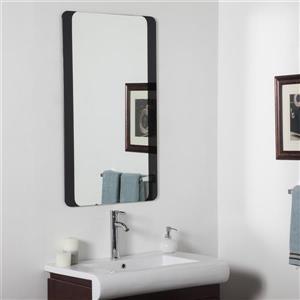 """Miroir Large, 23,5"""", rectangulaire"""
