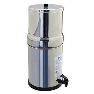 Rainfresh Stainless Steel Gravity Water Filter
