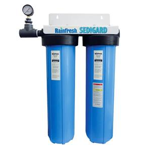 Système de filtration d'eau Sedigard