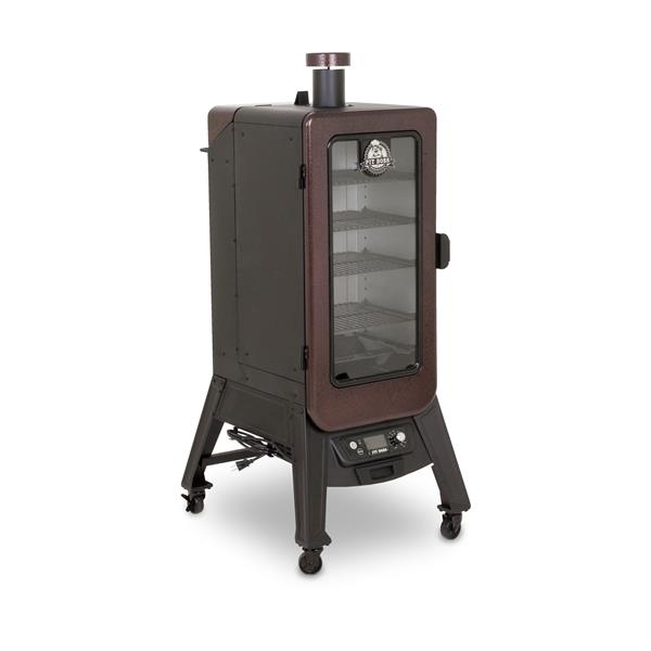 Bronze Pit Boss Wood Pellet Smoker 3-Series
