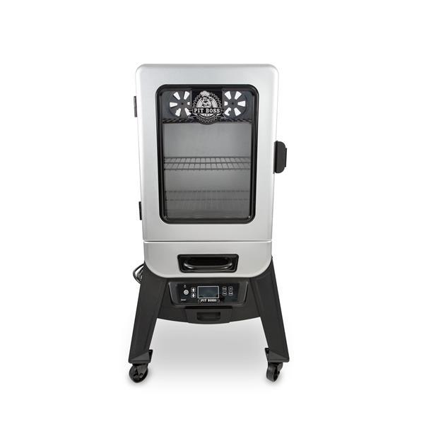 Fumoir électrique numérique Pit Boss, série 2, acier inox