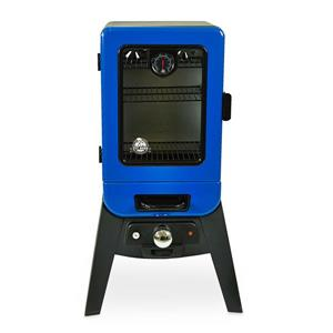 Pit Boss Analog Electric Smoker - 2-Series - Blue