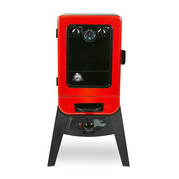 Pit Boss 40.94-In x 22.83-In Red 2 Series Propane Smoker