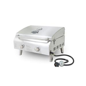 Pit Boss Portable 2 Burner Gas Grill