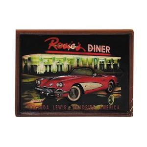 RAM Game Room Products 16.50-in x 22-in Corvette Pub Sign