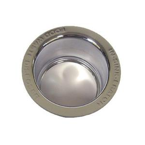 Rohl 3.5-in Satin Nickel Extended Flange Shower Drain