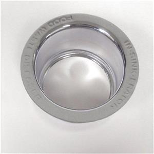 Rohl 3.5-in Stainless Steel Extended Flange Shower Drain