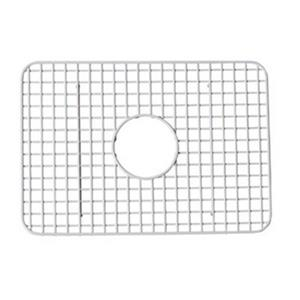 Rohl 20-in x 15-in White Wire Sink Grid For RC2418 Kitchen Sink