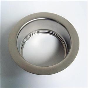 Rohl 3.5-in Satin Nickel Disposal Escutcheon Drain