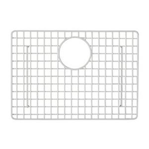 Rohl 19-in x 13-in White Wire Sink Grid