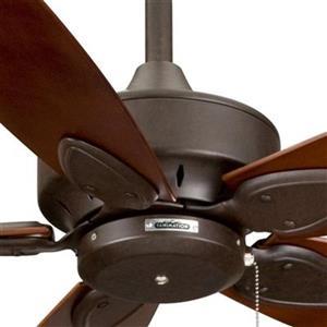 Fanimation Windpointe Rust Brown Assembly Ceiling Fan