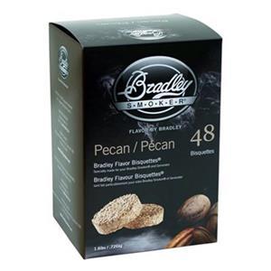 Bradley Smoker BTPC Pecan Bisquettes,BTPC120