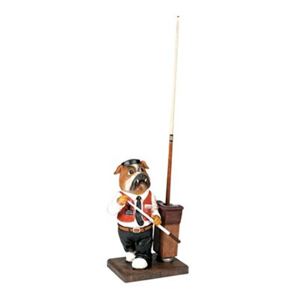 RAM Game Room Products Bulldog Pool Cue Rack