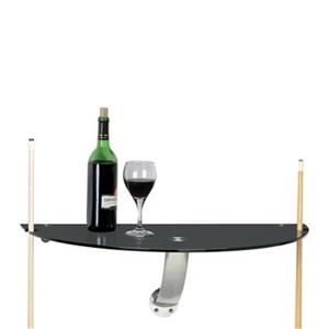 RAM Game Room Glass Pub Table