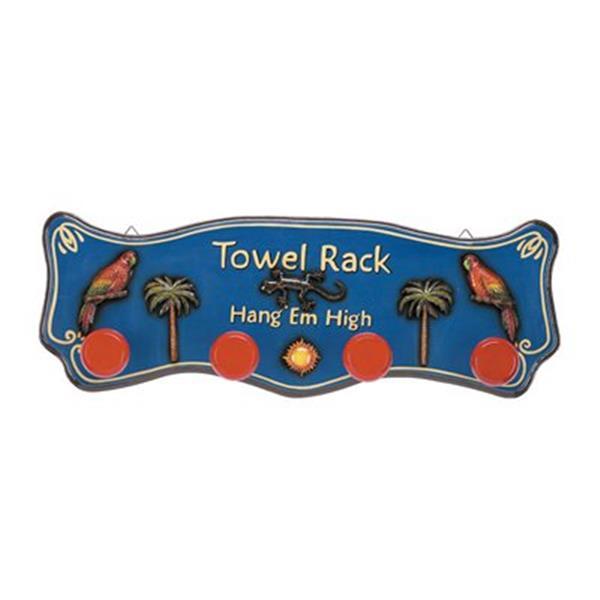 RAM Game Room Products Outdoor Towel Rack