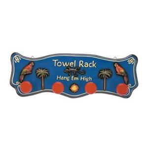 RAM Game Room Products Outdoor Towel Rack